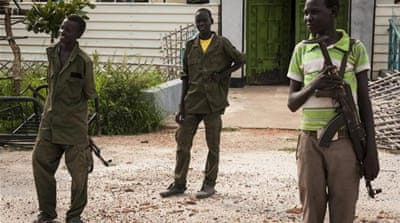 The child soldiers of South Sudan