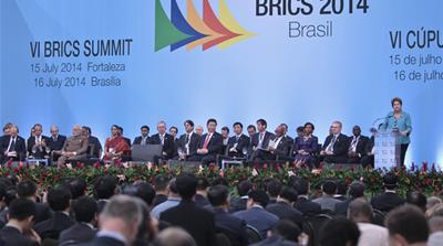 Can BRICS counter the West?