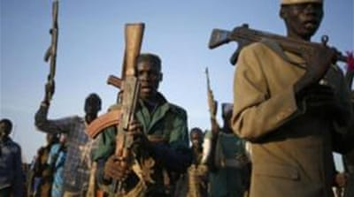 Rampaging armed forces in South Sudan's Upper Nile state battled deserting soldiers for a second day [File: Reuters]