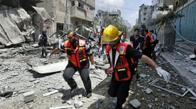 In Pictures: Destruction and devastation in Gaza