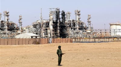 In recent years, there has been a significant drop in the demand for gas in Europe, Algeria's largest client [AP]