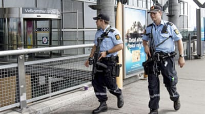 Norway warned of imminent security threat
