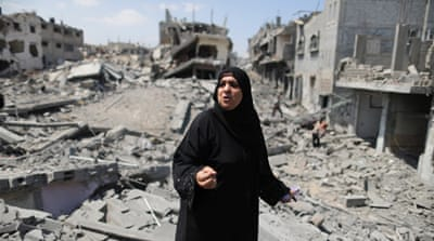 'Only stones remain': Gaza lies in ruins