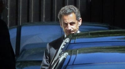 Sarkozy's political party faces scandal