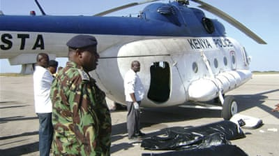 Timeline: Attacks in Kenya since 1998
