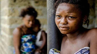 Ebola: Shattering lives in Sierra Leone