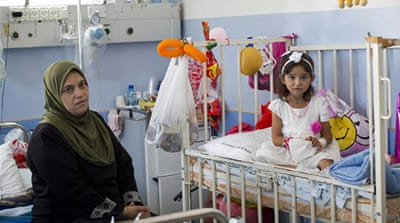 In Pictures: Gaza civilians pay price of war