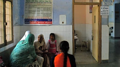 Missing medics test patience in rural India