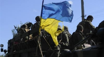 Ukraine regains control of rebel stronghold