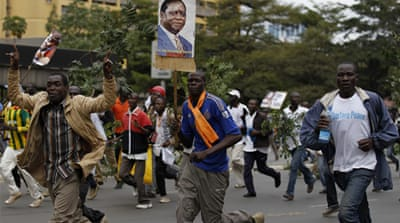 Nairobi rally criticises Kenyatta government
