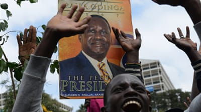 What  is stoking tensions in Kenya?