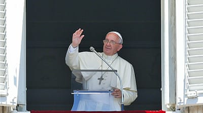 Pope Francis vowed to hold bishops accountable for their handling of paedophile priests [Reuters]
