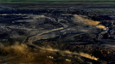 Study: Canada tar sands linked to cancer