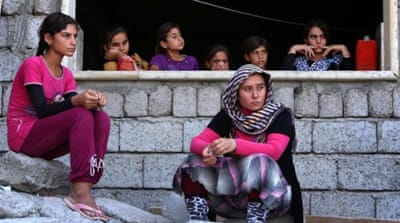 Yazidi diaspora plead for justice in Iraq