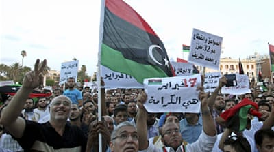 Is Libya a failed state?