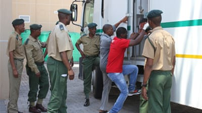 Botswana in legal battle with foreign inmates