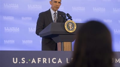 The US' scramble for Africa