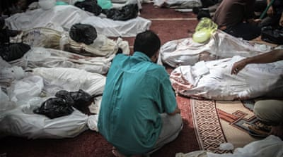 In Pictures: Memories of the Rabaa massacre