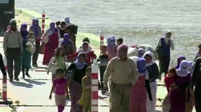 UN warns of potential Yazidi massacre in Iraq