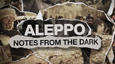 Aleppo: Notes from the Dark