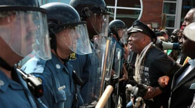 Ferguson is a spotlight for police militarisation