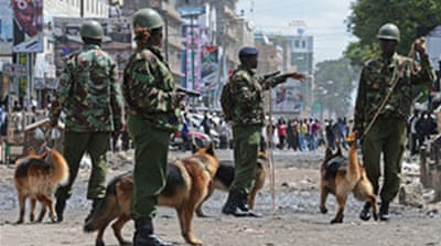 Al-Shabab fighters have been blamed for a series of attacks in Kenya since Nairobi backed AU forces in Somalia [File]