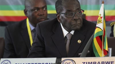 SADC hands Mugabe regional recognition