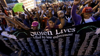 American policing and race relations