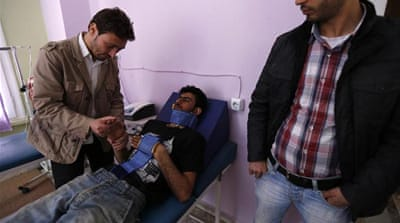Syrians build health care network in Turkey