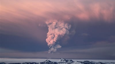 Iceland prepares for volcanic eruption