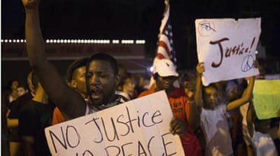 What can Obama do about Ferguson?