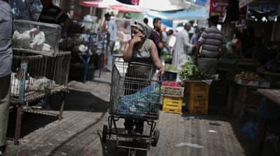 As prices soar, Gaza food crisis looms