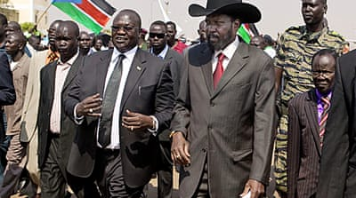 South Sudan rivals sign new ceasefire deal