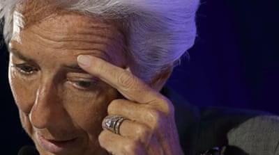 Lagarde questioned in French fraud probe