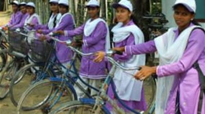 The number of 'Infoladies' in Bangladesh is set to rise to 4,500 by the end of 2016 [Courtesy DNet]