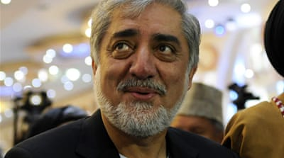Abdullah pulls out of Afghanistan vote audit