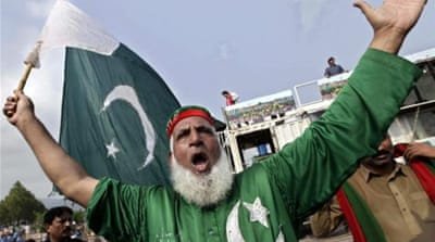 Pakistan set for 'decisive' day of protests
