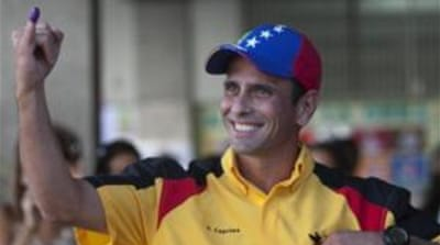 Henrique Capriles: 'I am a democrat'