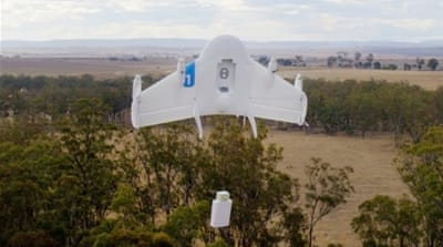Google says its courier drones will be nothing like hobby model aircraft [Google/Project Wing]