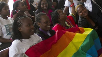 Gay Ugandans hail ruling on homosexuality