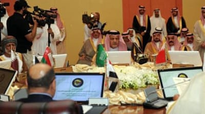 The six-nation Gulf Cooperation Council appears more divided than at any point in its 33-year history [SPA]
