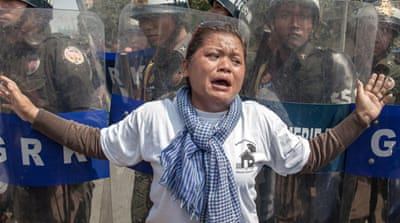 Long road ahead for Cambodian human rights