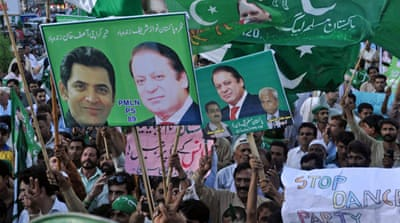 Who is behind Pakistan's political unrest?