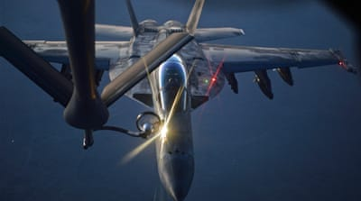 Syria conflict: Will US expand air strikes?