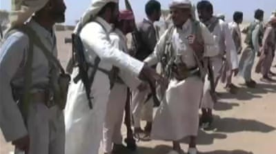 Yemen signs ceasefire with Houthi fighters
