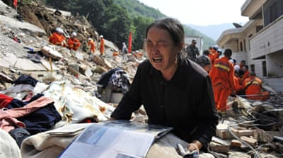 Death toll rises in southwestern China quake