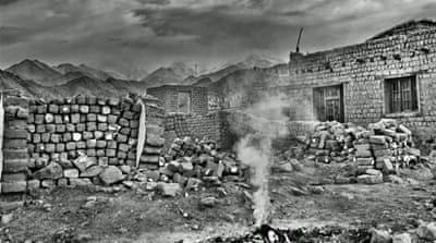 In Pictures: The ruins of Ladakh