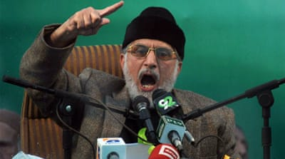 Qadri supporters clash with Pakistan police