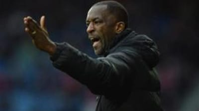 Chris Powell is one of only two BAME managers in the three leagues below the EPL [Getty Images]