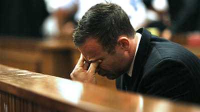 Athlete Oscar Pistorius was found guilty of culpable homicide but acquitted of murder [Reuters]